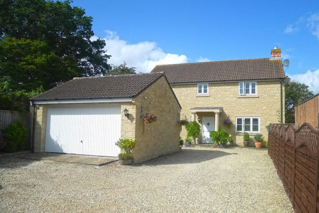 Thumbnail Detached house for sale in Goose Lane, Horton, Ilminster