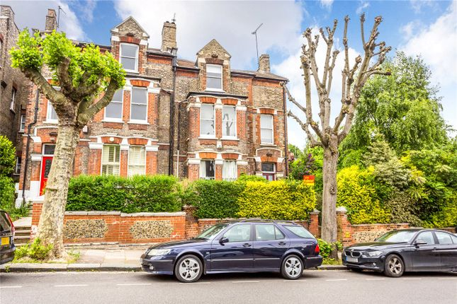 Thumbnail Flat for sale in Crouch Hall Road, London