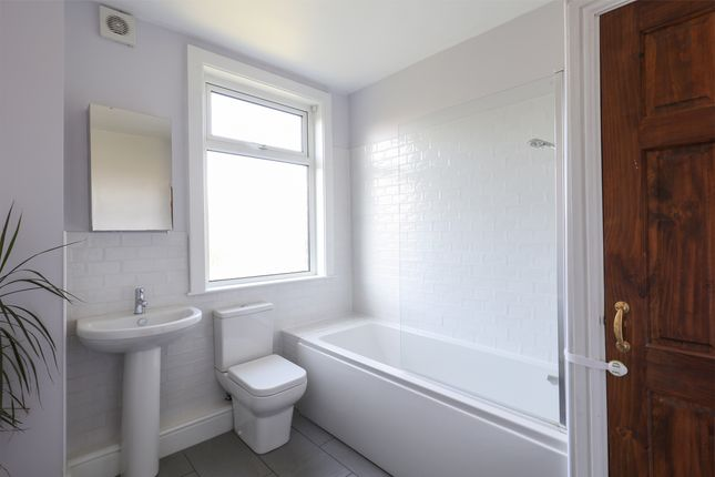 Bathroom of Marshall Road, Sheffield S8