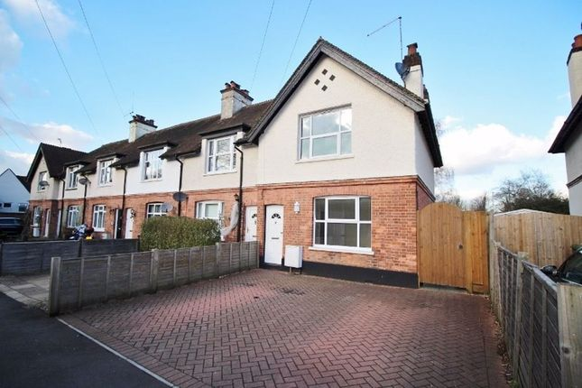Thumbnail Semi-detached house to rent in London Road, Sevenoaks