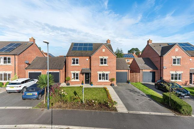 Thumbnail Detached house for sale in Barnaby Way, Boroughbridge