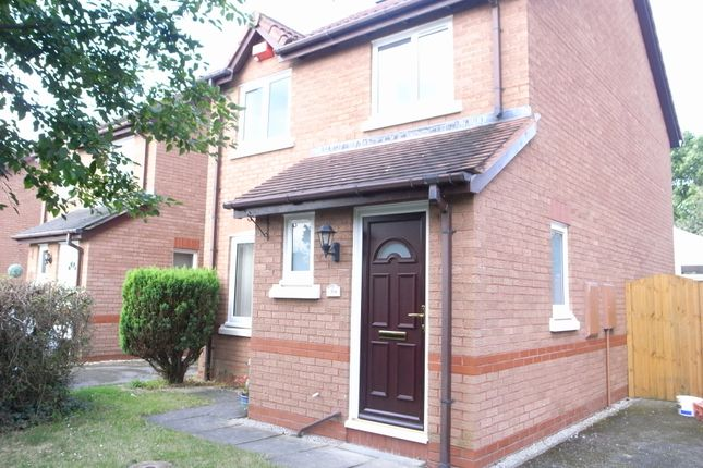 Thumbnail Detached house to rent in Maes Y Gog, Rhyl