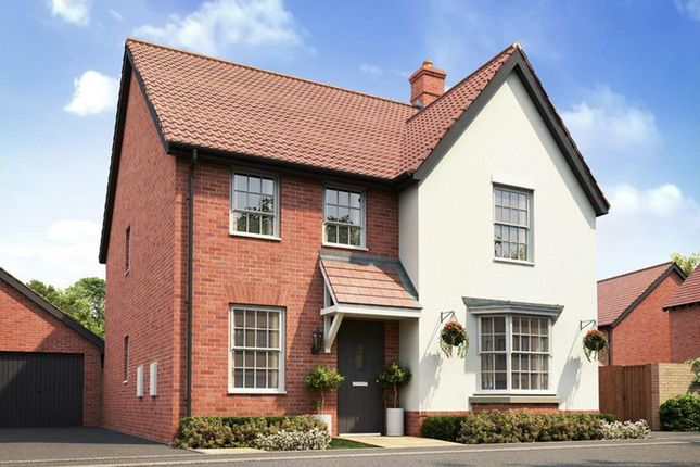 """Thumbnail Detached house for sale in """"Holden"""" at Caistor Lane, Poringland, Norwich"""