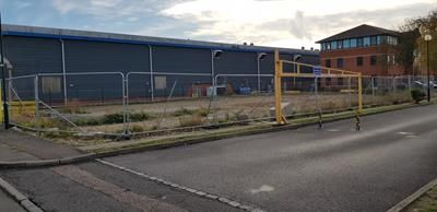 Thumbnail Land to let in Open Storage Site, Culpepper Close, Medway City Estate, Rochester