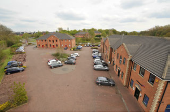 Office to let in Beaconside, Staffordshire Technology Park, Stafford