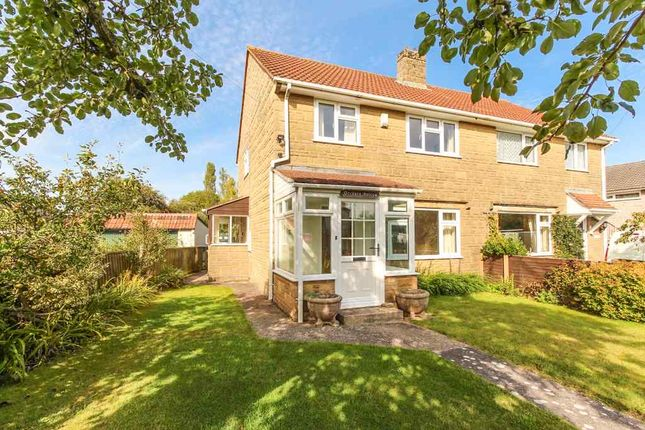 Thumbnail Semi-detached house for sale in Leigh, Sherborne