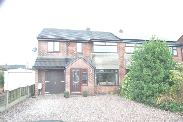 4 bed semi-detached house for sale in Ribble Close, Culcheth, Warrington, Cheshire