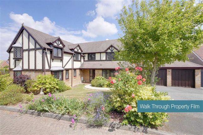 Thumbnail Detached house for sale in St. Andrews Close, Hailsham