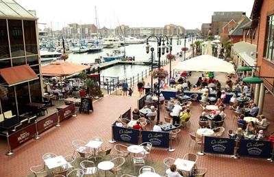 Thumbnail Commercial property for sale in The Waterfront, Sovereign Harbour, Eastbourne, East Sussex