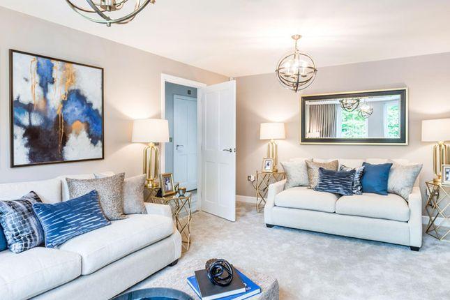 "Thumbnail Detached house for sale in ""Colvend"" at Liberton Gardens, Liberton, Edinburgh"