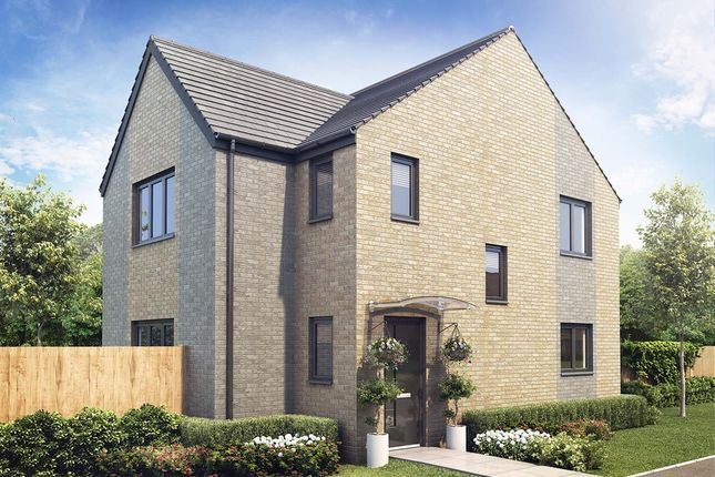 "Thumbnail Detached house for sale in ""The Hatfield Corner"" at Aykley Heads, Durham"