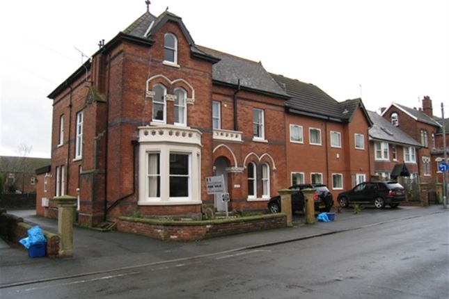 Thumbnail 1 bed flat to rent in Gladstone Road, Chesterfield