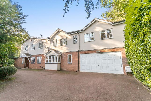 Thumbnail Property for sale in Streetly Wood, Streetly, Sutton Coldfield