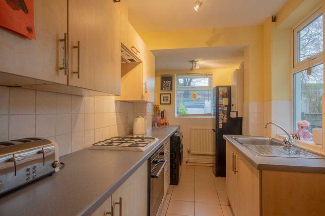 Kitchen of Cambridge Street, Spondon, Derby DE21
