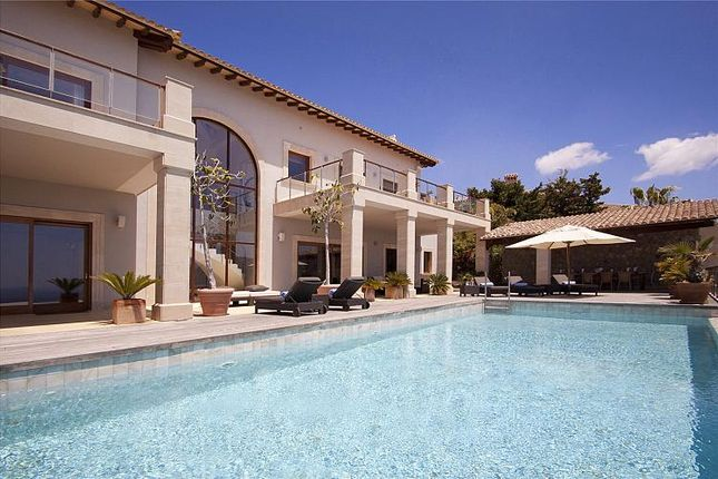 Thumbnail Villa for sale in Luxury Villa With Fantastic Views, Port Andratx, Mallorca, Balearic Islands, Spain