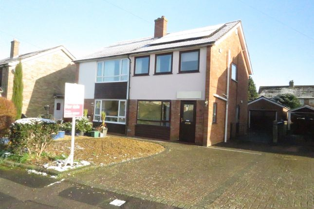 Thumbnail Semi-detached house for sale in Benson Road, Abingdon