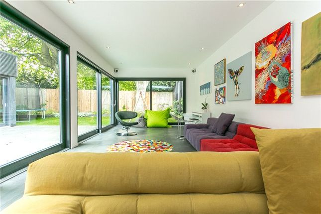 Thumbnail Detached house for sale in Crescent Wood Road, London
