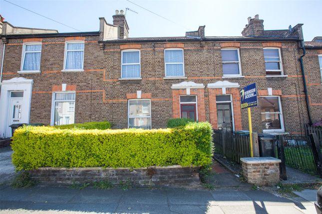 Thumbnail Terraced house for sale in Sandhurst Road, Catford, London