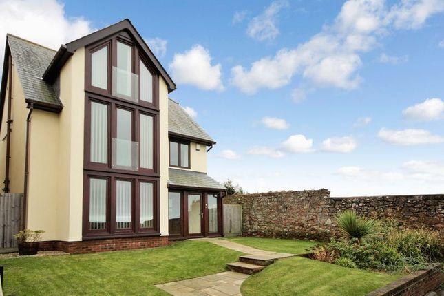 Thumbnail Detached house for sale in St. Decumans Road, Watchet