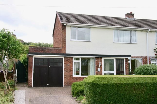 Thumbnail Semi-detached house for sale in Priory Road, Oakengates, Telford