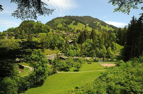 Thumbnail Farmhouse for sale in Gstaad - Lauenenstrasse, Gstaad, Bern, Switzerland