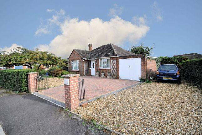 Thumbnail Detached bungalow for sale in Longcroft Crescent, Devizes