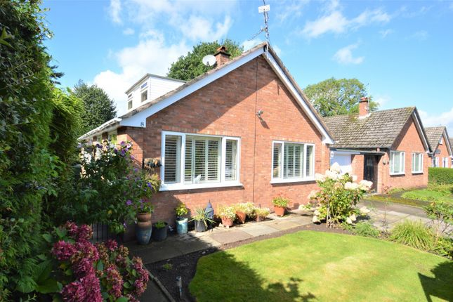 Thumbnail Bungalow for sale in Summerfield Road, Mobberley, Knutsford