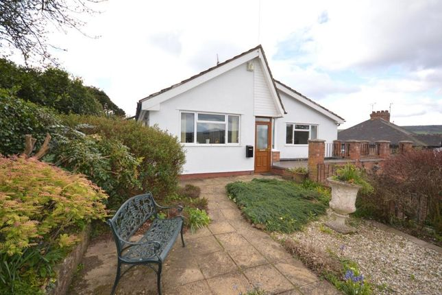 3 bed detached bungalow for sale in Griggs Lane, Sidmouth, Devon