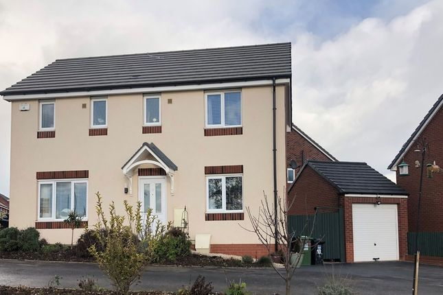 Thumbnail Detached house for sale in Hawling Street, Brockhill, Redditch