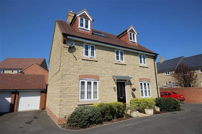 Thumbnail Detached house to rent in Russ Avenue, Faringdon, Oxfordshire