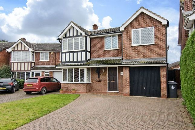 Thumbnail Detached house to rent in The Pines, Boley Park, Lichfield