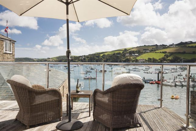 Thumbnail Flat for sale in Fore Street, Salcombe