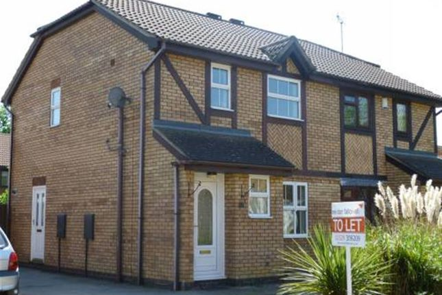 Thumbnail Property to rent in Harvest Way, Sleaford, Lincs