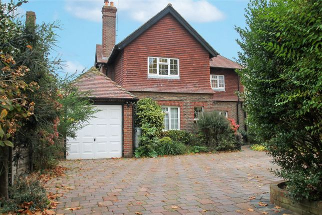 Thumbnail Detached house for sale in Old Manor Road, Rustington, West Sussex