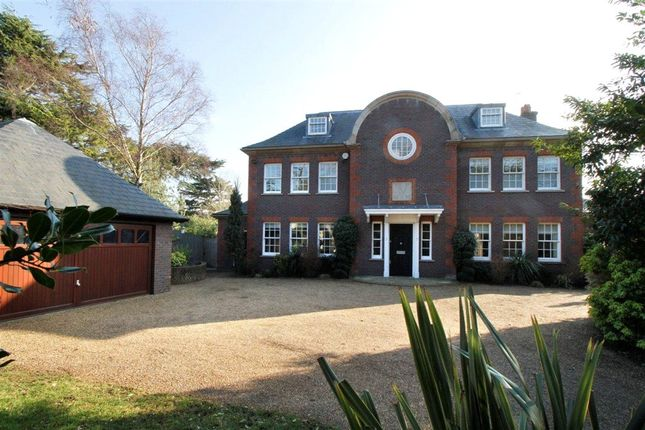 Thumbnail Detached house for sale in Kinsella Gardens, Wimbledon Common