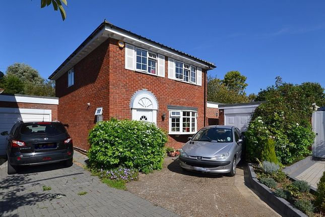 Thumbnail Detached house for sale in The Crofts, Upper Halliford Green, Shepperton