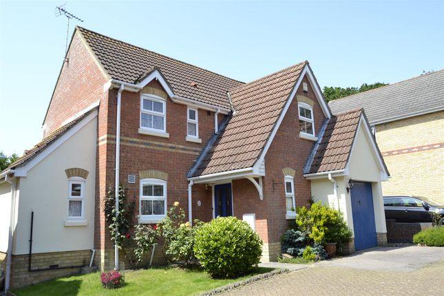 Thumbnail Detached house for sale in Brinkley Lane, Highwoods, Colchester