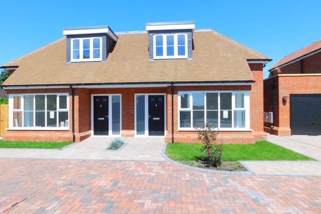 Thumbnail Semi-detached house for sale in Bury Meadows, Shefford Road, Meppershall
