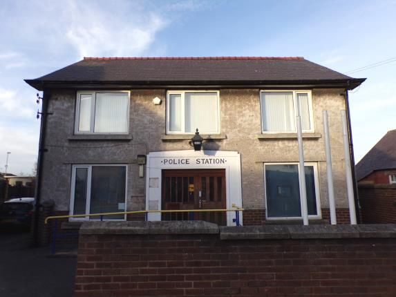 Thumbnail Detached house for sale in Mold Road, Buckley, Flintshire