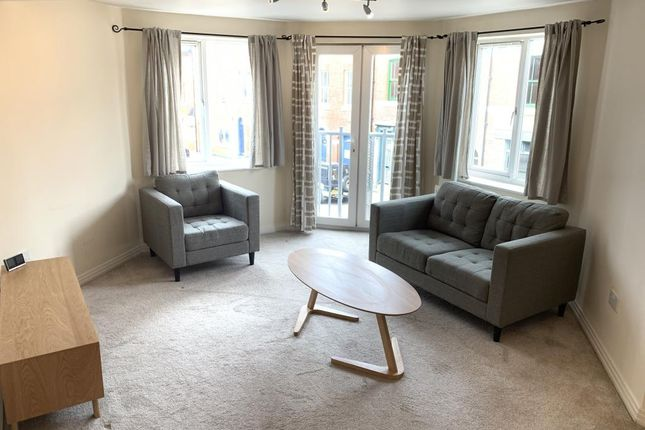 Thumbnail Flat to rent in Carpathian Court, Augusta Street