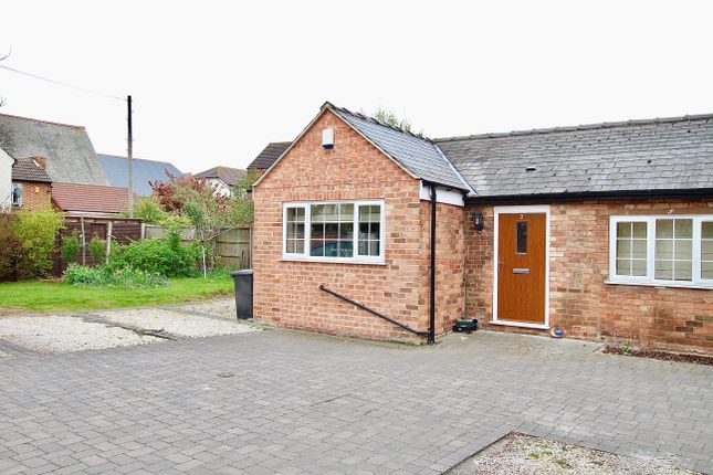 Thumbnail Semi-detached bungalow to rent in Bingham Road, Cotgrave, Nottingham