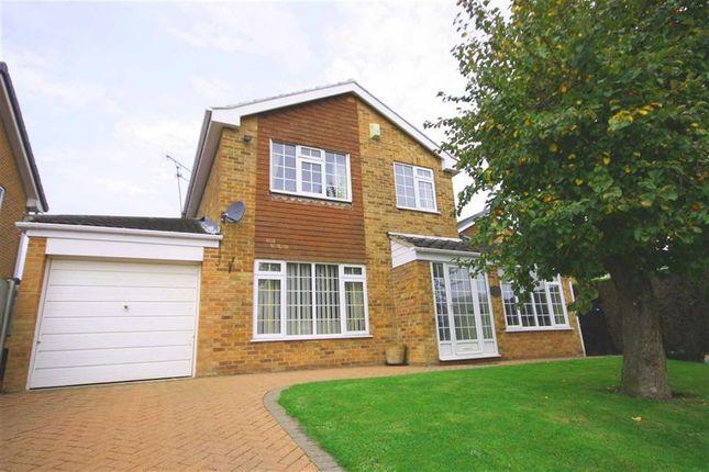 Thumbnail Detached house for sale in Bankside, Retford, Nottinghamshire