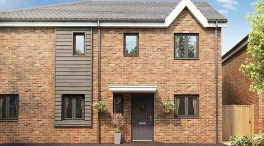 Thumbnail Property for sale in Elm Gardens, Middleton St George, Darlington