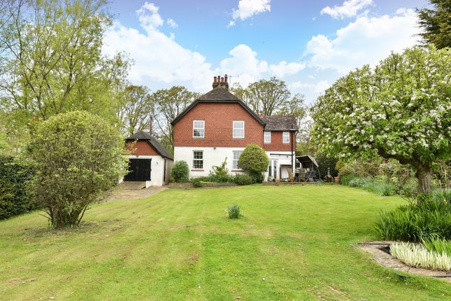 Thumbnail Detached house for sale in East Grinstead Road, North Chailey, Lewes