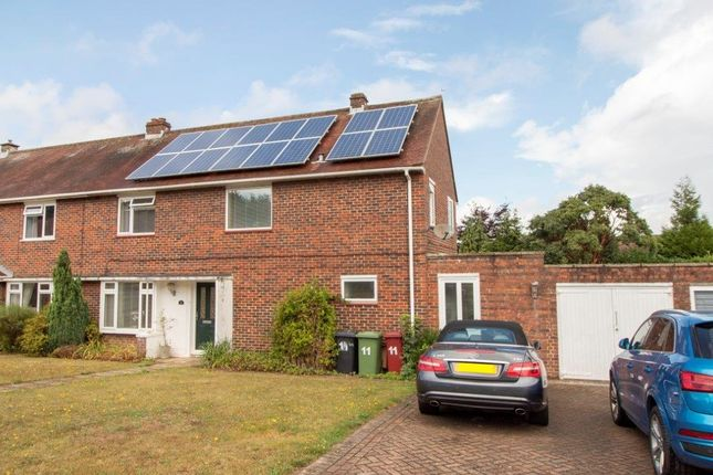 Thumbnail Semi-detached house for sale in Sutton Road, Basingstoke
