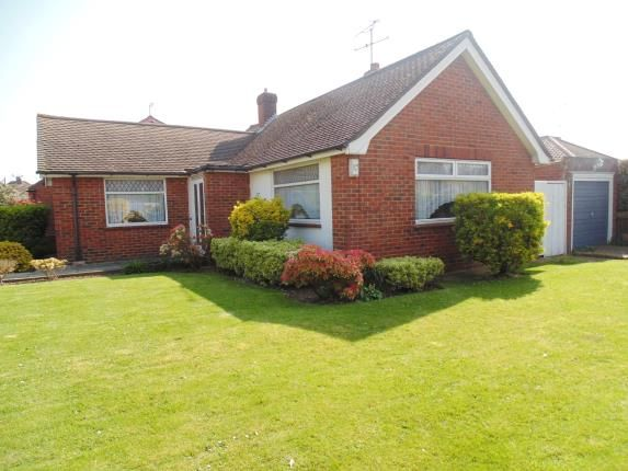 Thumbnail Bungalow for sale in Stopham Close, Worthing, West Sussex