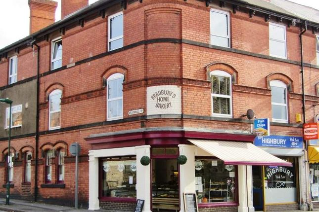 Restaurant/cafe for sale in Highbury Road, Bulwell, Nottingham