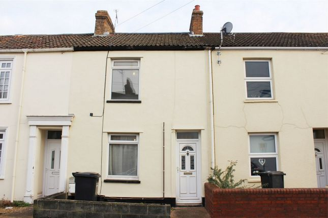 Thumbnail Terraced house to rent in Thomas Street, Taunton