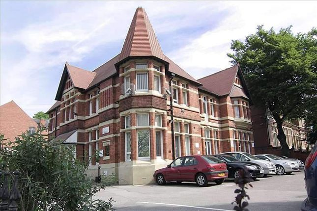 Thumbnail Office to let in Foxhall Road, Nottingham