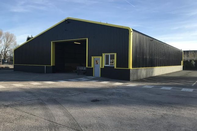 Thumbnail Industrial to let in Flint Business Park, Coast Road, Llanerch-Y-Mor